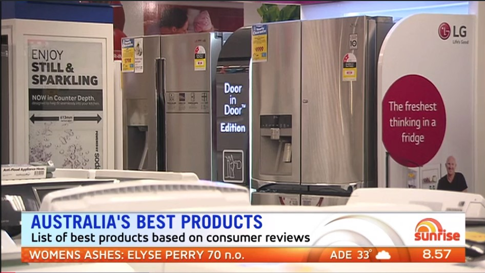 ProductReview on Sunrise
