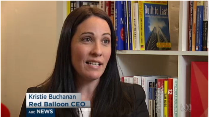 redballoon CEO